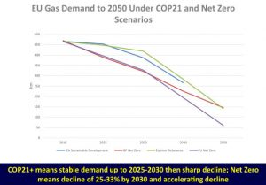 Gas in Energy Transition
